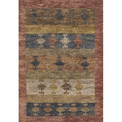 Petersham Brown Area Rug Rug Size: Rectangle 5' x 7'6