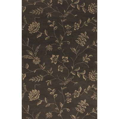 Vasuki Brown/Tan Area Rug Rug Size: 2 x 3