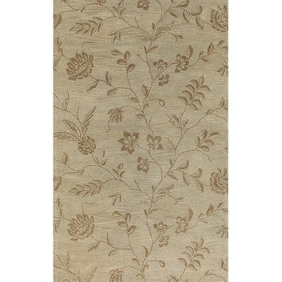 Griffin Tan Area Rug Rug Size: Rectangle 2 x 3