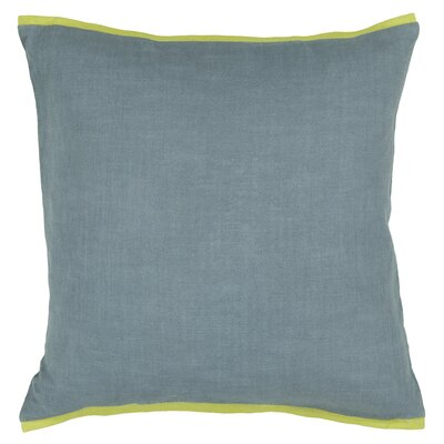Textured Contemporary Throw Pillow Size: 22 H x 22 W