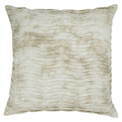 Yelverton Textured Contemporary Cotton Throw Pillow Size: 22 H x 22 W