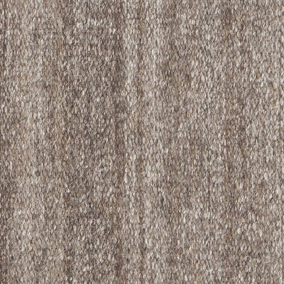 Hedonia Textured Cotemporary Brown Area Rug Rug Size: 79 x 106
