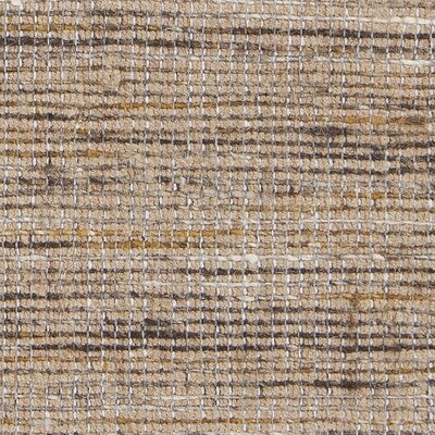 Maeve Contemporary Wool Natural Area Rug Rug Size: 5 x 76