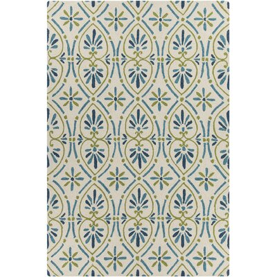 Shoreham Patterned Area Rug Rug Size: 5 x 76