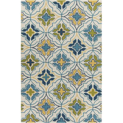 Adonay Patterned Area Rug Rug Size: 79 x 106