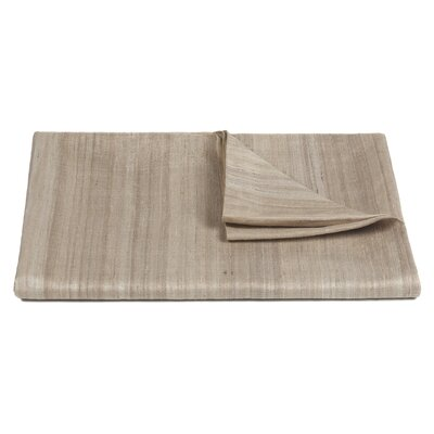 Vesper Handcrafted Silk Throw Color: Natural