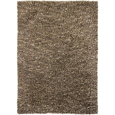 Aviles Black Area Rug Rug Size: Rectangle 79 x 106