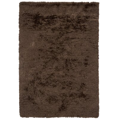 Celecot Brown Area Rug Rug Size: 9 x 13