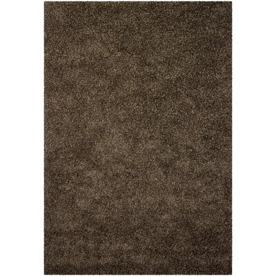 Lively Black/Gray Area Rug Rug Size: Rectangle 79 x 106