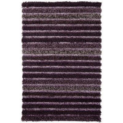 Wyant Stripe Rug Rug Size: 79 x 106
