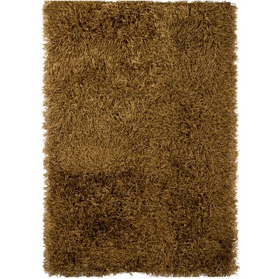 Baptista Brown Area Rug Rug Size: 9 x 13