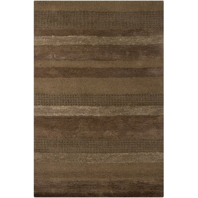 Kha Wool Rug Rug Size: Rectangle 5 x 76