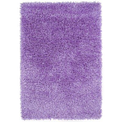 Arden Purple Area Rug Rug Size: Rectangle 5 x 76