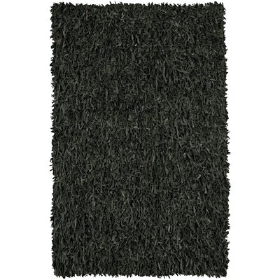 Art Black Area Rug Rug Size: Runner 2 x 76