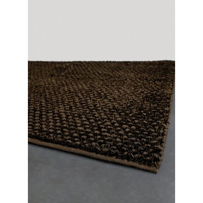 Carolee Brown Area Rug Rug Size: Rectangle 36 x 56