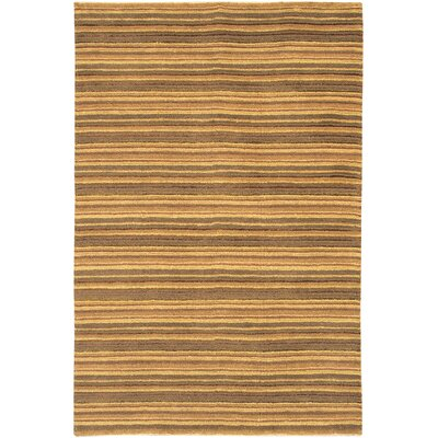 Beacon Tan Area Rug Rug Size: 36 x 56