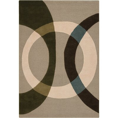 Altamirano Beige Area Rug Rug Size: Rectangle 79 x 106