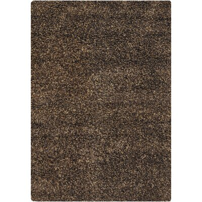 Camilia Brown Area Rug Rug Size: 9 x 13