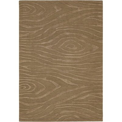 Ogden Brown Area Rug Rug Size: Rectangle 2 x 3
