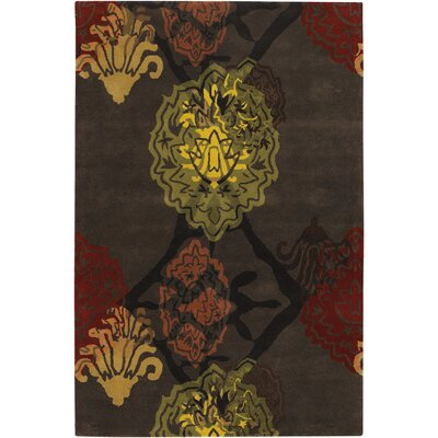 Area Rug Rug Size: Rectangle 5 x 76