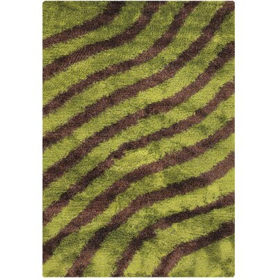 Antone Green Area Rug Rug Size: Rectangle 2 x 3