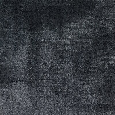 Gloria Black Area Rug Rug Size: 79 x 106