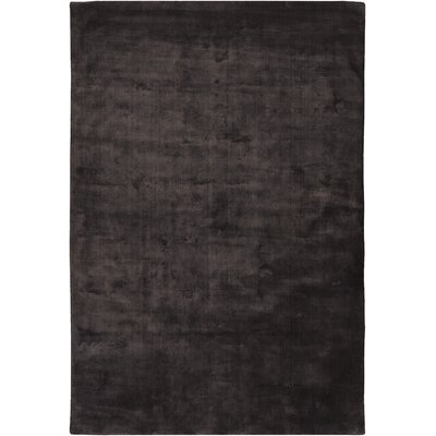 Mabel Chocolate Area Rug Rug Size: Rectangle 5 x 76