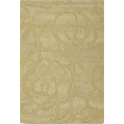 Kevinson Floral Green Area Rug Rug Size: Rectangle 2 x 3
