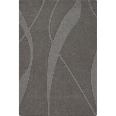 Jaipur Grey Area Rug Rug Size: 7 x 10