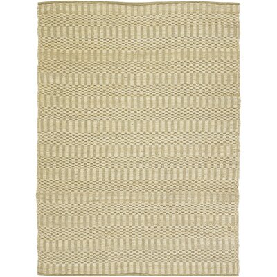Kateryna Beige Area Rug Rug Size: 5 x 76