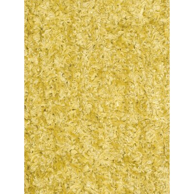 Astor Yellow Outdoor Area Rug Rug Size: 79 x 106