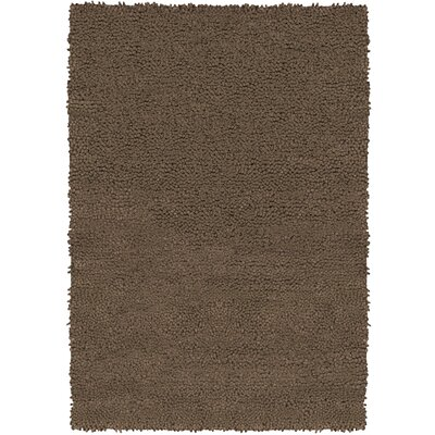 Strata Brown Area Rug Rug Size: 2 x 3