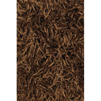 Zara Brown Area Rug Rug Size: Rectangle 79 x 106