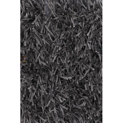 Zara Gray Area Rug Rug Size: 79 x 106