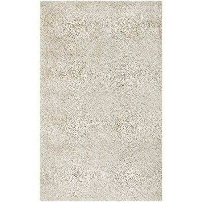 Zara White Outdoor Area Rug Rug Size: 4 x 6