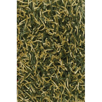 Zara Olive Area Rug Rug Size: Rectangle 4' x 6'