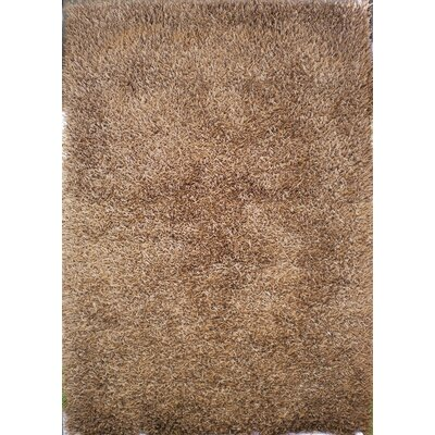 Zara Copper Area Rug Rug Size: Rectangle 79 x 106