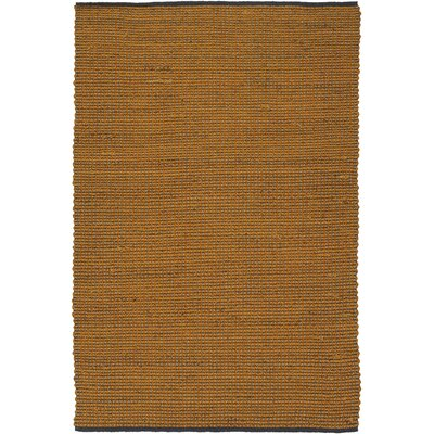 Zola Floral Brown Area Rug Rug Size: 2 x 3