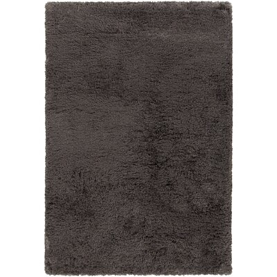 Osim Hand-Woven Brown Area Rug Rug Size: 9 x 13