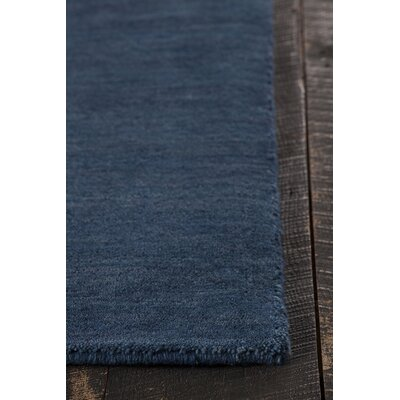 Stockstill Handmade Blue Area Rug Rug Size: Rectangle 7'9