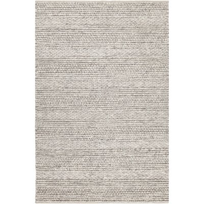 Readington Hand-Woven Natural Mix Area Rug Rug Size: 5 x 76
