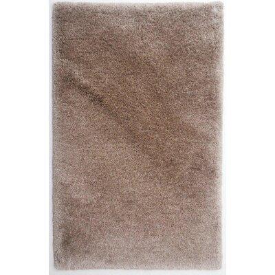 Garretson Hand-Woven Tan Area Rug Rug Size: 5 x 76