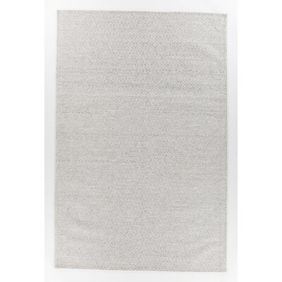 Argenta Hand-Woven Gray Area Rug Rug Size: 5 x 76