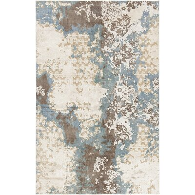 Vingel Hand-Knotted Area Rug Rug Size: 9' x 13'