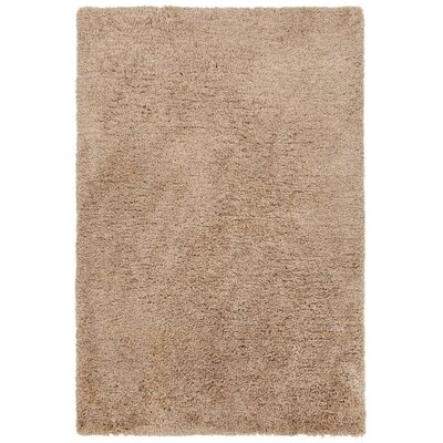 Oona Hand-Tufted Brown Area Rug Rug Size: 5 x 76