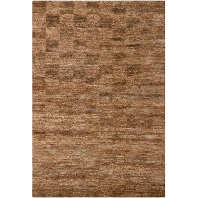 Gizem Brown Rug Rug Size: Rectangle 5 x 76