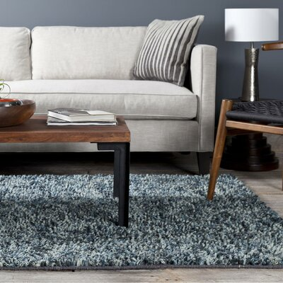 Brule Blue Area Rug Rug Size: Rectangle 5 x 76