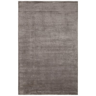Devonta Hand-Woven Gray Area Rug Rug Size: Rectangle 79 x 106