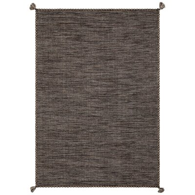 Dario Hand-Woven Brown Area Rug Rug Size: Rectangle 5 x 76