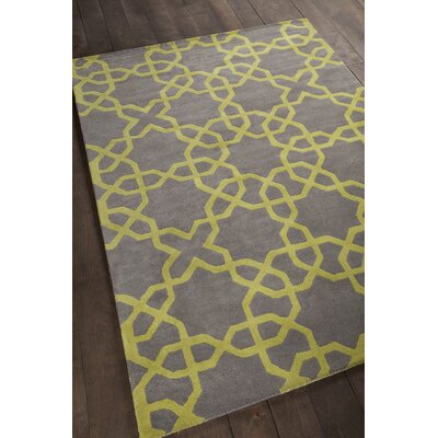 Davin Moroccan Pattern Rug Rug Size: 5' x 7'